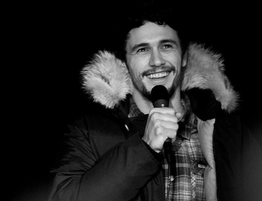 """Hollywood bad boy, James Franco, is currently in the stage production of """"Of Mice and Men."""" Photo Courtesy of Creative Commons"""