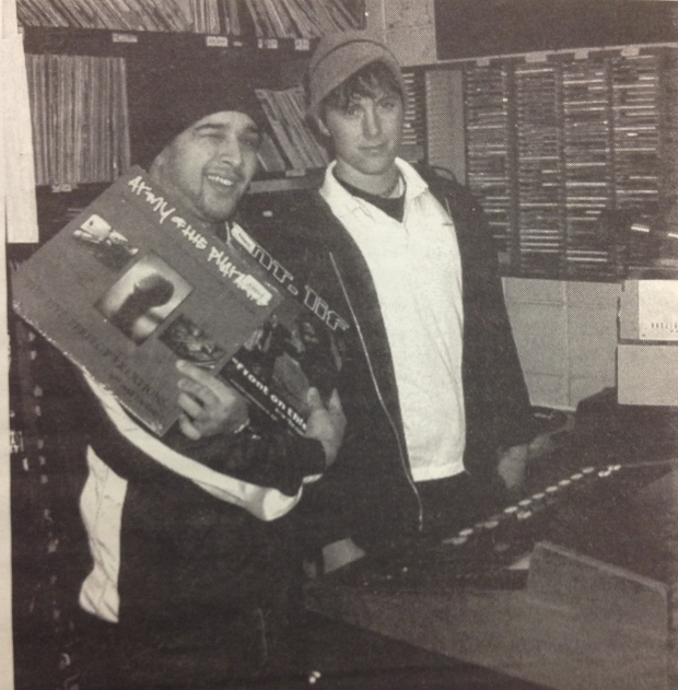 2000. Photo Courtesy of The Manhattan College Archives