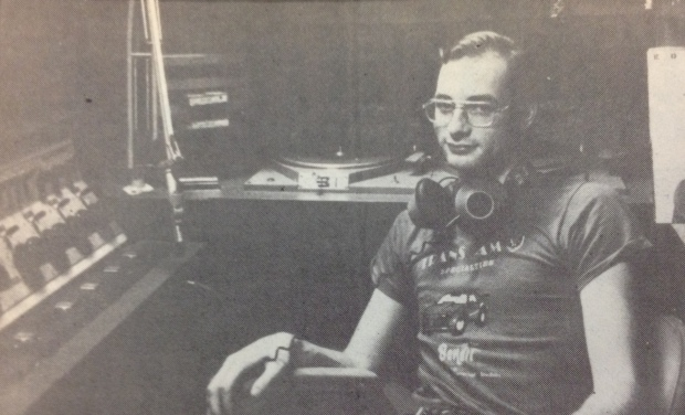 1982-Charles Keen. Photo Courtesy of The Manhattan College Archives