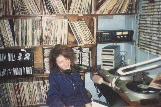 1991-Janine Katanic. Photo Courtesy of Bob Stei