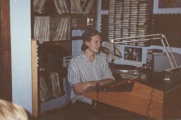 1990-Sean Manning. Photo Courtesy of Bob Stei