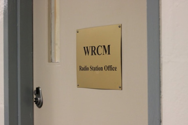 2014- The now abandoned WRCM office. Photo by Christian Roodal