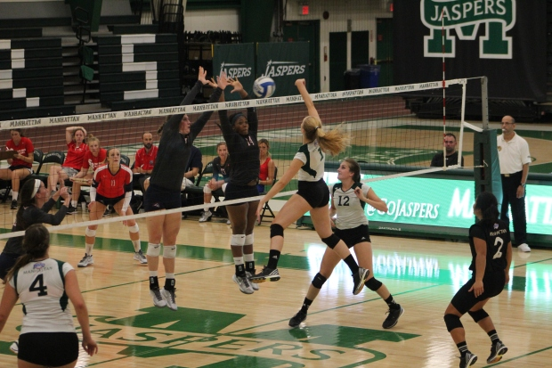 The Jaspers won their home opener 3-1 against the Stony Brook Seawolves.