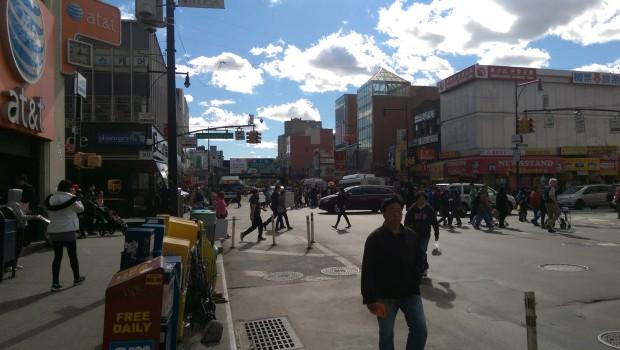 Main St. & Roosevelt Ave.