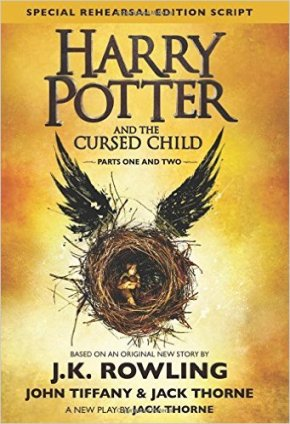 The Book Nook: Harry Potter and the CursedChild