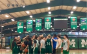 The women's basketball team has begun to practice under new head coach Heather Vulin. RikkiLynn Shields/The Quadrangle.