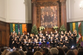 Manhattan College Hosts Their Annual Festival of Lessons and Carols