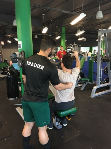 Personal Training - Photo Courtesy of Chris Policastro